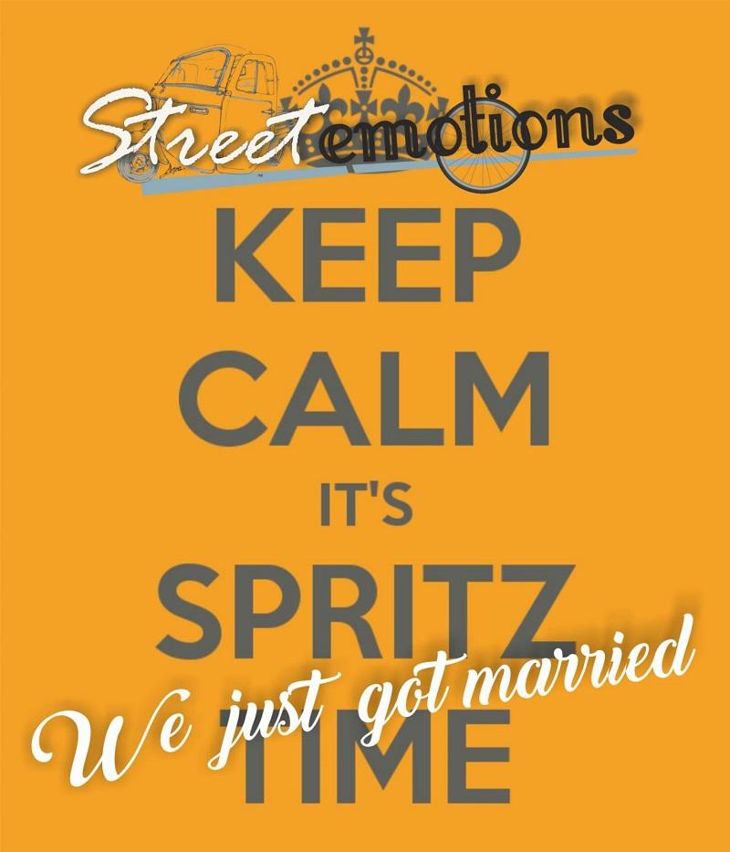 Spritz time